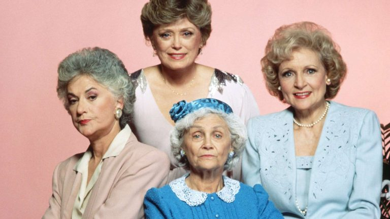 Thank You for Being a Friend! The Golden Girls